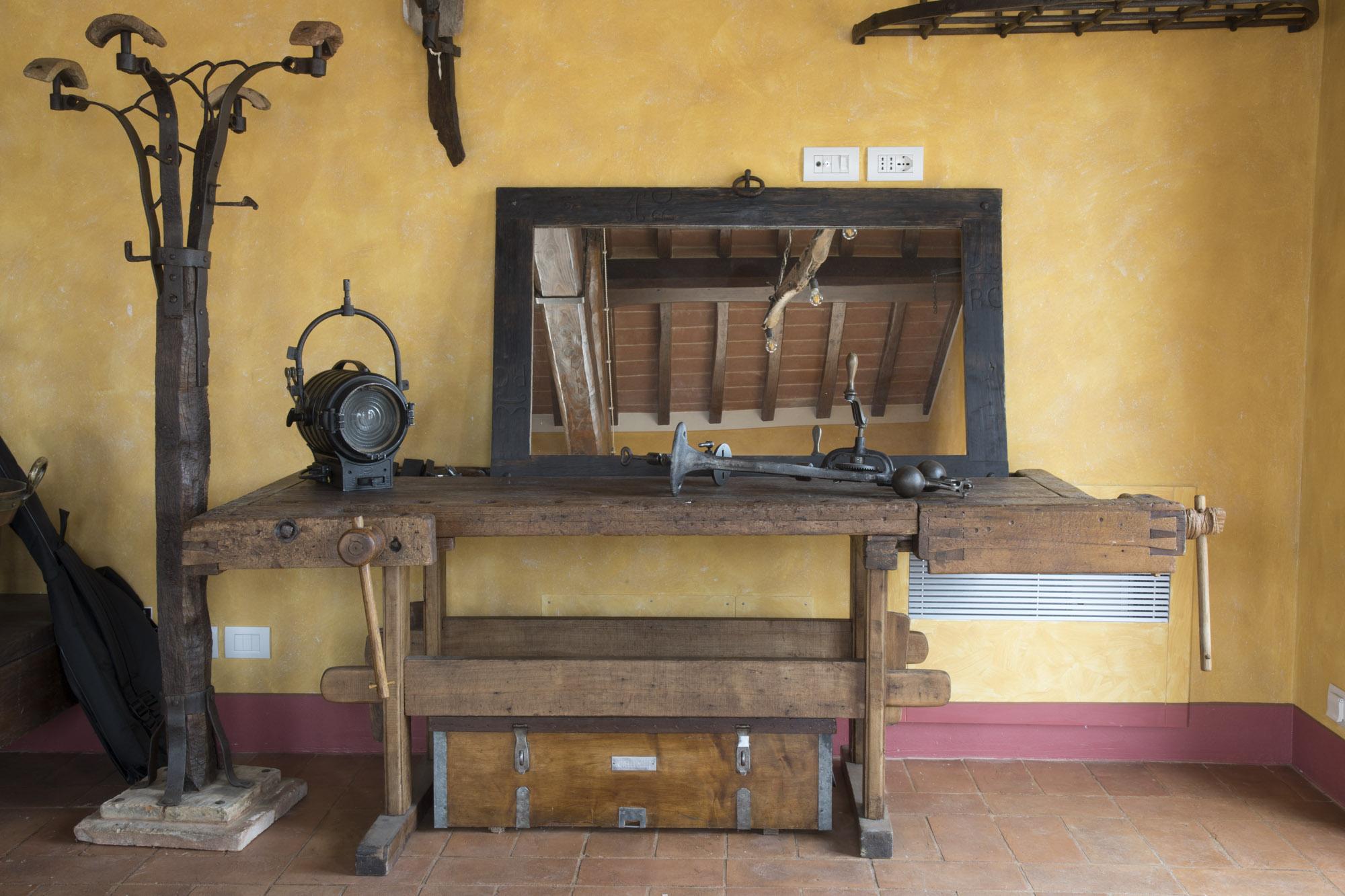 Banco Da Falegname Antico antico banco da falegname – anticovecchio